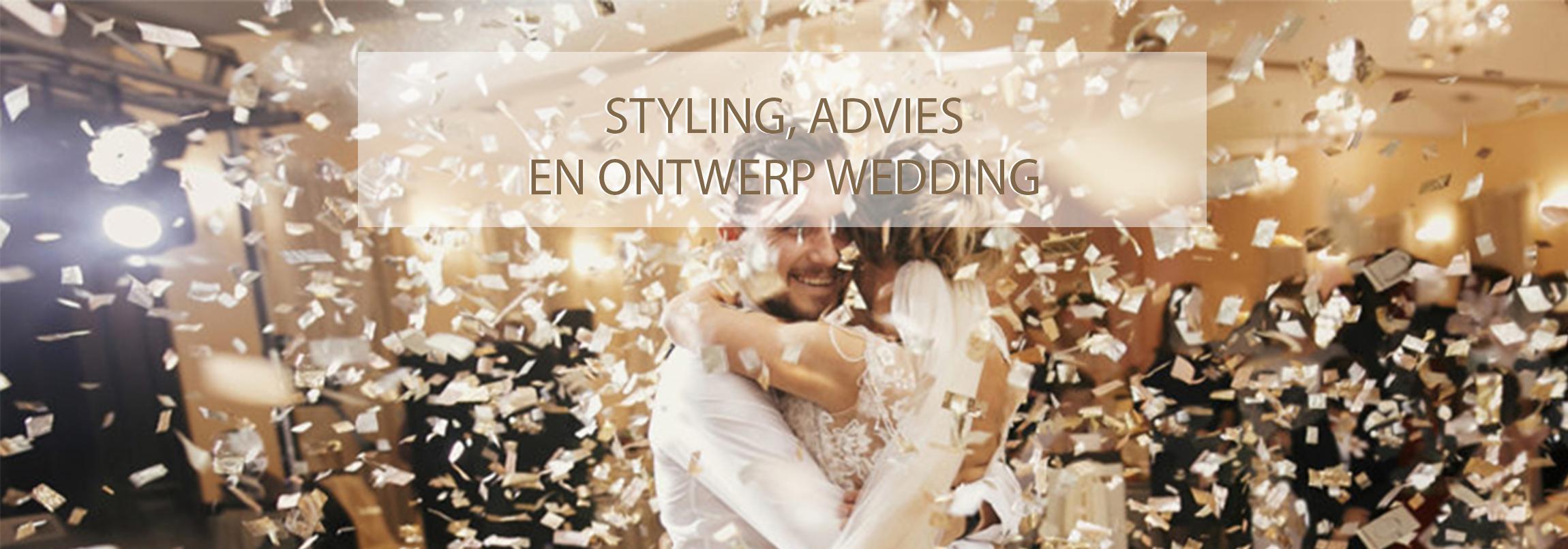 styling advies en ontwerp wedding bruiloften